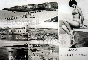 Leuca - Cartoline ricordo