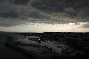 Leuca - Allarme meteo per le prossime ore