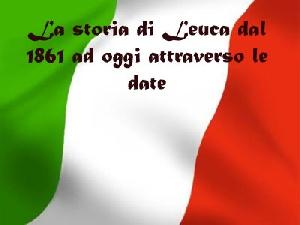 Leuca - Festa 150° Unità d'Italia