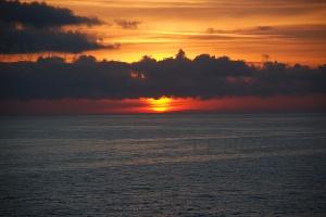 Leuca - La marina al tramonto...