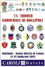 Leuca - All'Inter la  IX Ed. Torneo di Carnevale