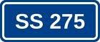 S.S. 275 - Storia infinita ...