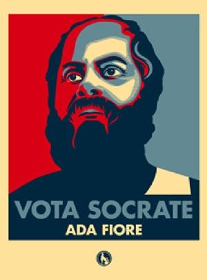 Leuca - Ada Fiore presenta il suo libro VOTA SOCRATE