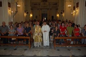 S.E. Mons. Gerardo Antonazzo a Leuca per alcuni giorni di riposo