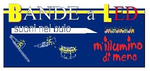 M'Illumino di Meno - Trepuzzi  aderisce con BANDE A LED