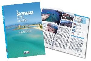 Torna in edicola a richiesta con quiSalento  L'estate con LE 50 SPIAGGE  PIÙ BELLE DEL SALENTO