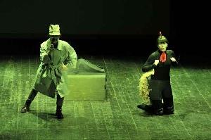 Al Teatro Paisiello arrivano - Le storie di lupo -