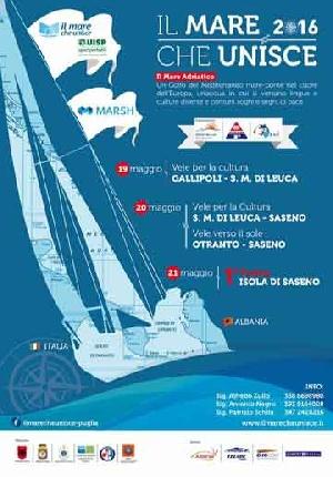 Il Mare che Unisce, terza edizione: Puglia e Albania sempre più vicine