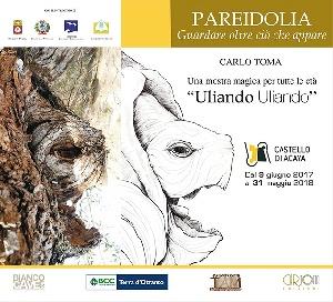 Uliando Uliando nel Salento- Mostra fotografica e di illustrazioni al Castello di Acaya  - Apre il 9 giugno ore 17-21.30