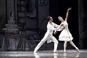 Al Teatro Apollo - La Bella Addormentata -  del Balletto del Sud di Fredy Franzutti