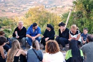 Astragali Teatro a Segovia in Spagna per il progetto