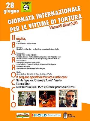 Associazione Antigone Puglia ospite del BARROCCIO