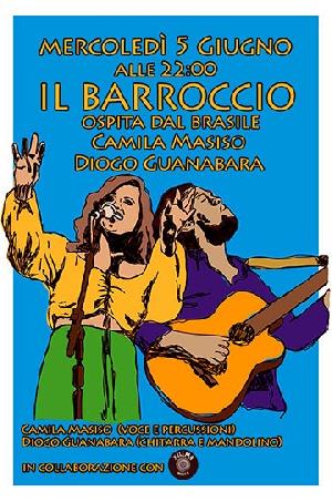 Il Barroccio Mercoledì 5 Giugno alle 22:00  - Lecce, V.le dell'Università