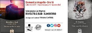 Il Collettivo SBAM di Galatone ospita il poeta Vincenzo De Marco