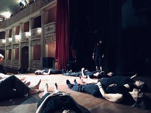 Performance finale laboratorio Fata al Teatro Comunale di Novoli (Le)
