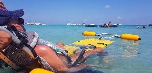 Polizia di Stato e IO POSSO per il terzo anno insieme per la sicurezza degli ospiti de La Terrazza - Tutti al mare! -  di San Foca di Melendugno (Le)