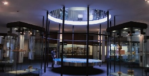 PROSEGUE NEL MUSEO CASTROMEDIANO DI LECCE FINOAL 31 AGOSTO - OPERE IN CANTIERE -