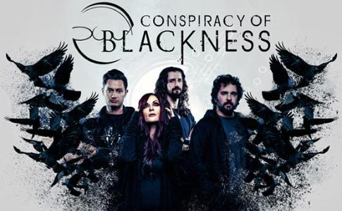 "La band metal pugliese Conspiracy of Blackness pubblica ""Welcome death"""