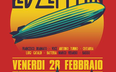 LA LED ZEPPELIN CELEBRATION NIGHT